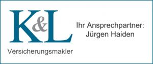Logo K&L Versicherungsmakler GmbH