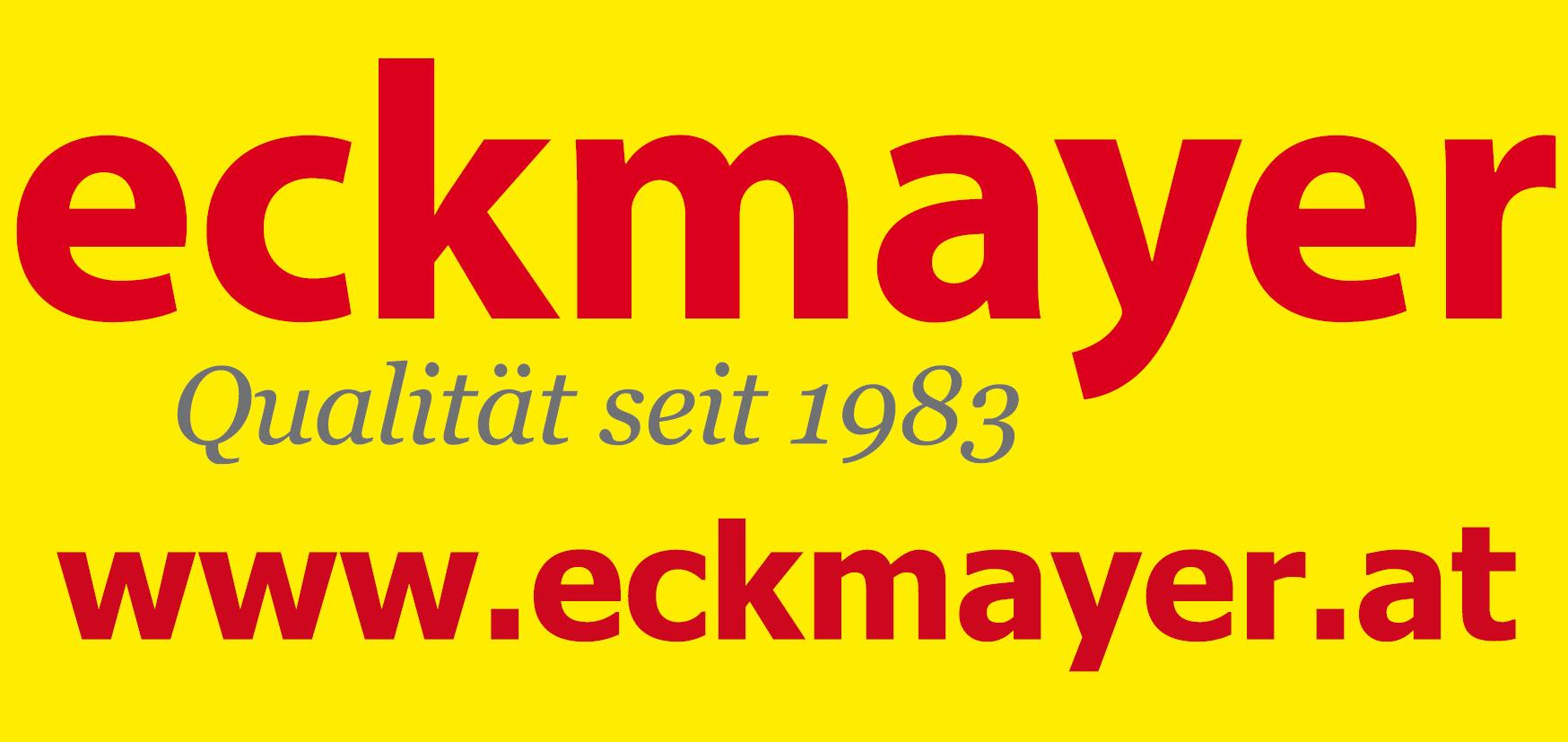 Logo Firma eckmayer bauunternehmung und bauelemente vertriebs - gmbh