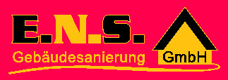Logo Firma E.N.S Gebäudesanierung GmbH