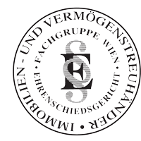 Logo Fachgruppe Immobilien