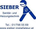 Logo Firma Sieber Sanitär-und Heizungstechnik GmbH